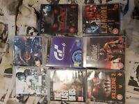 8 Playstation 3 / PS3 Games