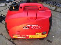 Honda EU10i Inverter Suitcase Silent Generator - Good condition - Just serviced