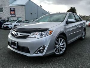 2014 Toyota Camry XLE-ONE OWNER+VANDERMEER SERVICED!