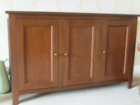 G PLAN SIDEBOARD AND NEST OF 3 TABLES