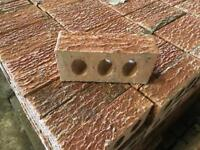 1500 Rustic Red nottingham house bricks available *bargain*