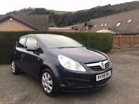 Vauxhall Corsa 1.3 CDTi 16v Club 5dr*£30 ROAD TAX*JUST BEEN SERVICED*