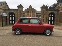 Rover Mini Red 1997