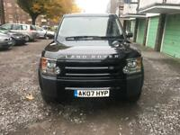 LAND ROVER DISCOVERY AUTO DIESEL FULL LEATHER 7 SEATS