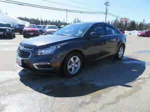 2015 Chevrolet Cruze LEATHER, SUNROOF!