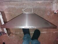 Stainless Steel Extractor Hood