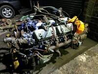 Ford/perkins v8 diesel engine £650