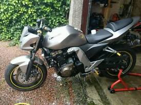 Kawasaki z750 only 8k miles!