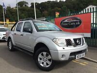 2006 06 Nissan Navara 2.5 dCi Aventura Turbo Diesel 4x4 6 Speed Manual Jeep