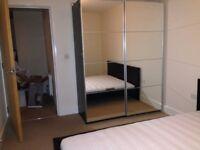Dark brown wardrobe IKEA PAX with mirror sliding doors 23,6 in x 59 in x 78.74