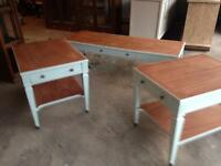 Coffee table/2 matching end table