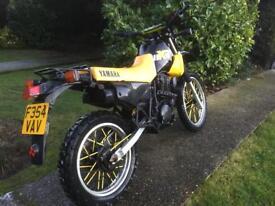 Yamaha XT 350 1988 Classic. Not drz crf wr dt rm