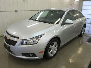 2014 Chevrolet Cruze LT, Remote Start, Bluetooth, 7 Color Touch
