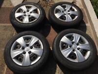 185/65/R15 Wheels