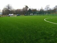 Join casual 6v6 football on new pitches at Denmark Road Sports Centre. All players welcome!
