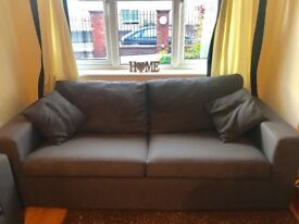 2 and 3 seater sofa needs to go asap