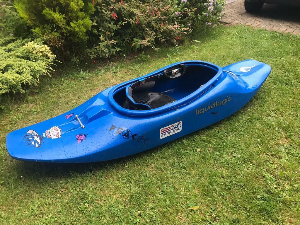 Liquid logic skip kayak/playboat | in Cardigan, Ceredigion | Gumtree