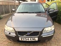 Volvo S60 D5 Manual Full Service History 104,000. Owned by me for over 6 years. Sad to see it go.