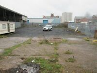 **LARGE LAND AVAILABLE TO LET**EXCELLENT LOCATION**CLOSE TO THE CITY CENTRE**CALL NOW**ATHOLE**