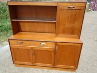 Lovely G-Plan Teak Sideboard / Dresser Excellent Condition Delivery Can Be Arranged.