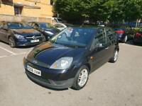 Ford Fiesta 2006 1.4 petrol manual excellent driving full leather seats