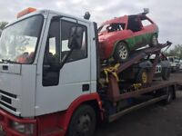 Ford Iveco 3 car recovery truck 7.5 t for sale
