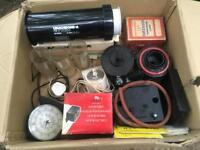Old darkroom equipment
