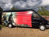 Gaming Party Van Business for sale