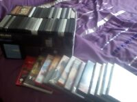Mixed box of dvds