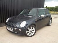 2005 (55) MINI Hatch 1.6 Cooper 3dr 1 Previous Keeper Leather 2 Keys Finance Available May PX