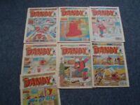 DANDY MAGAZINES