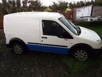 Ford Transit Connect T200 L (with Towbar)