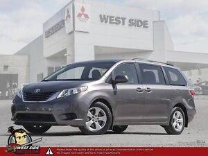 2016 Toyota Sienna LE–Accident Free–Heated Seats/Mirrors–3.5L