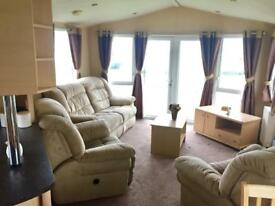 Willerby Winchester 2008 - Static Caravan 3 bedrooms - Crimdon Dene - Sea Views -North East -Durham