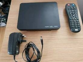 Western Digital network media player