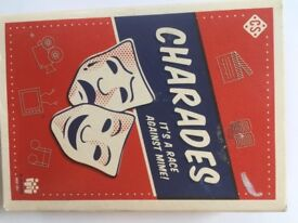 Card Games for Wedding - Charades, Who Am I, Hum it - Unused and still boxed! Fun games, board games