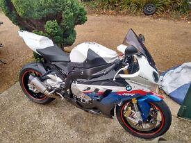 BMW s1000rr motorsport