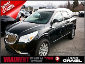 2017 Buick Enclave LEATHER 14 000$ RABAIS ** AWD GPS TOIT **