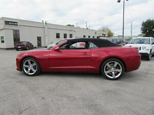 2012 Chevrolet Camaro Convertible 2SS Cambridge Kitchener Area image 8