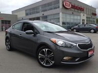 2014 Kia Forte SX | 1 OWNER | NO ACCIDENTS | NAV | LEATHER |