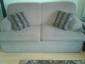 leons 2 yr old couch/ Futon in excellent condition