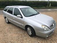 2003 Citröen Xsara 2.0 HDI- PX ACCEPTED- HPI CLEAR -no back seats- FOG LIGHTS - PX ACCEPTED - HPI CL