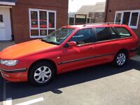 2001 PEUGEOT HDI 406 ESTATE 1 OWNER FROM NEW