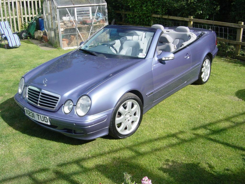 2001 (01 cheaper tax) Mercedes-Benz CLK 430 4.3i V8 Coupe Auto