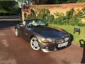 BMW Z4 BEST EXAMPLE REDUCED PRICE