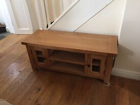 Oak Tv unit for sale