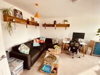 Fantastic room in flat available from 1st July (female)