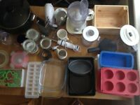 Various Kitchen Items in good condition