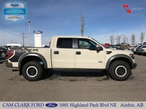 2014 Ford F-150 SVT Raptor SuperCrew 6.2L V8 4WD