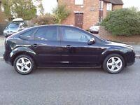 2007 Ford Focus Titanium 2.0 TDCi turbo diesel, new 1 year MOT, very good runner, aircon, alloys, cd